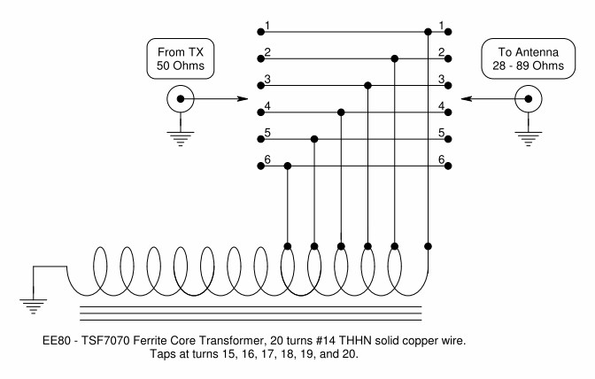 e core coil wiring diagram