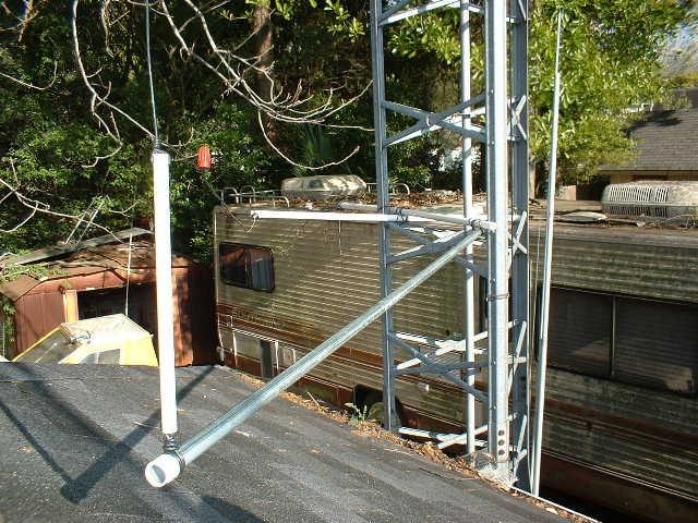 Extending Antenna Mast
