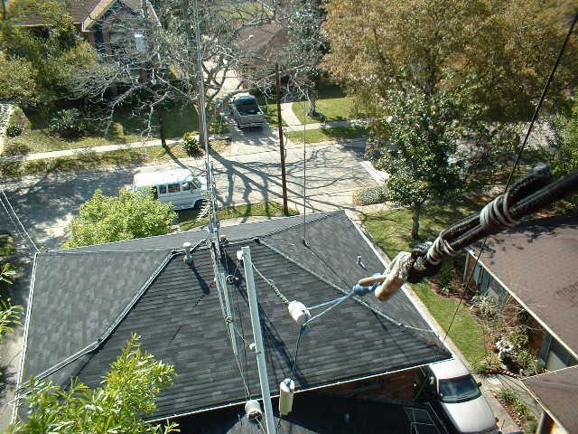 Installing An Mf Lf Antenna