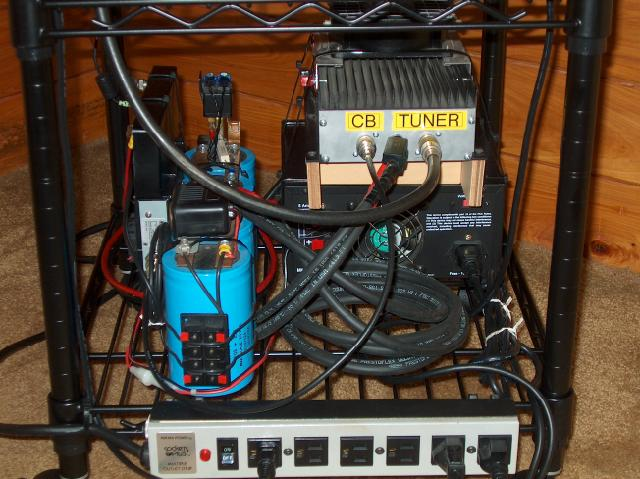 W5JGV Rife System April 2007